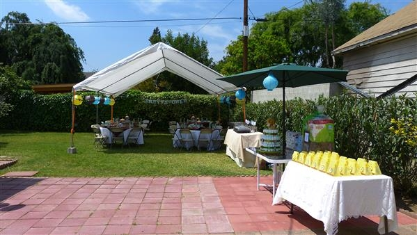 Party layout (2)