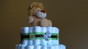 cute lion topper
