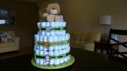 overview of diaper cake