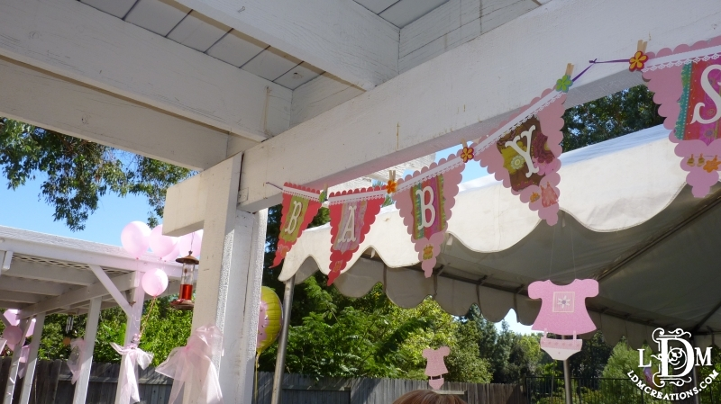 Banner and Decorations