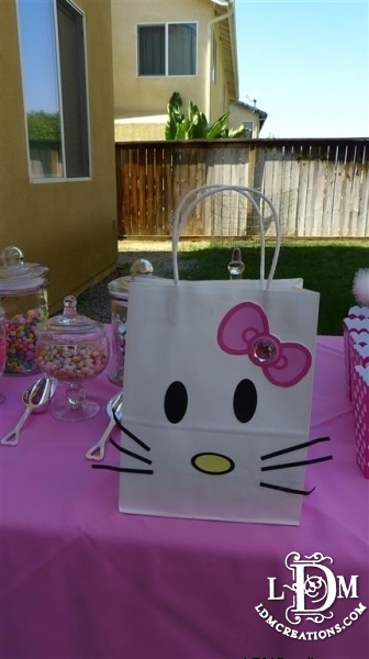Prize Goodie Bags