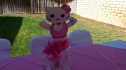 Hand Made Hello Kitty Centerpieces