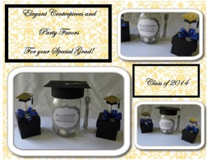 Graduation Centerpieces background (Custom)