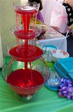 Tropical Punch Fountain